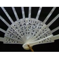 Varilla abanico N 6.5x18,5 cms C1 beig
